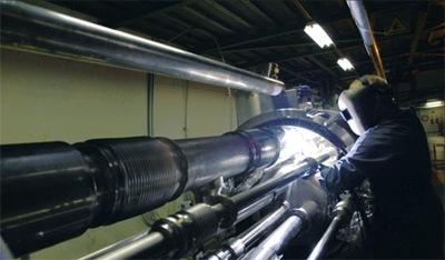 ремонт большого адронного коллайдера