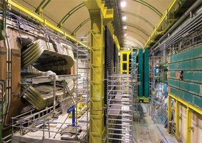 Большой адронный коллайдер - Компактный мюонный соленоид