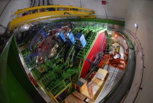 Адронный коллайдер дал сбой