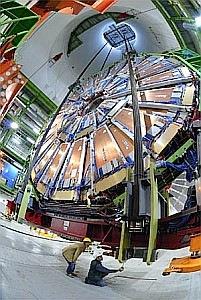 Строительство запуск коллайдера
