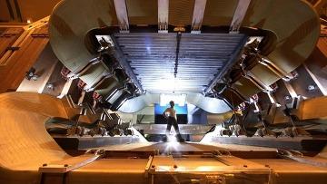 Запуск коллайдера