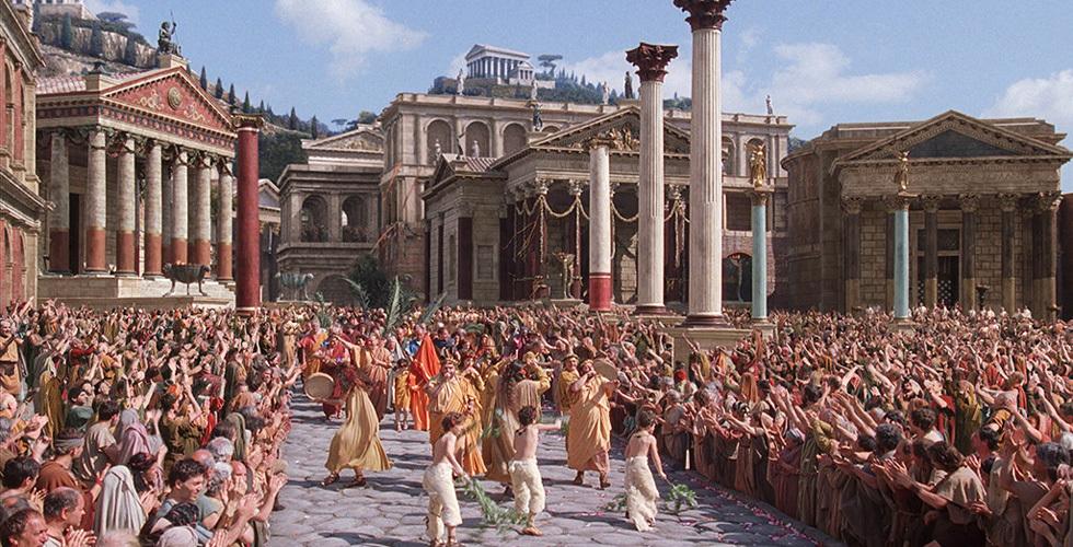Поэты и писатели о Древнем Риме