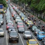 Оценен риск для здоровья водителя в час пик