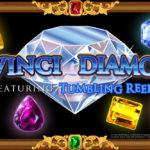 Слот про изобретения Da Vinci Diamonds открыли в казино Фараон