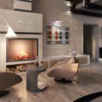 Стильный и практичный дизайн жилого помещения
