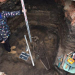 В Омске обнаружили захоронение «готового к схватке» воина