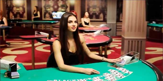 интернет-казино работают живые дилеры