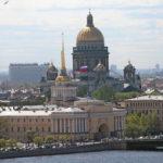 В Петербурге зафиксирован рекордный уровень давления