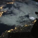 Российский космонавт показал полет МКС над Землей