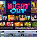 Игровой автомат A Night Out. Секреты выигрыша в клубе Вулкан