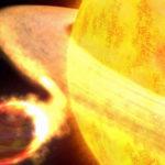 Звезда HD 240430 поглощает собственные планеты