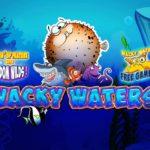 Чудные морские обитатели на автомате «Wacky Waters» от клуба Вулкан