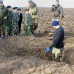 ВКрыму обнаружено крупное захоронение