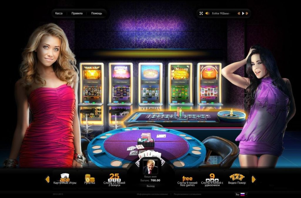 флеш-казино 777