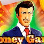 Живые деньги дает автомат The Money Game от клуба Вулкан