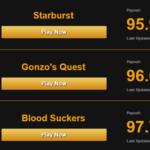 Процент выплат в игровых автоматах