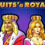 Игровой автомат Fruits and Royals лидер по игре в клубе Вулкан