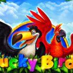 Игровой автомат Lucky birds красив и всем доступен