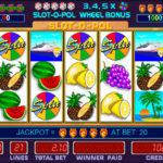 Вечный автомат Slot-o-pol Delux ждет в клубе Вулкан