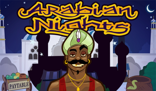 слот Arabian Nights
