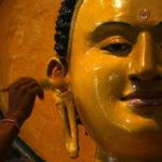 ВКитае нашли останки Будды