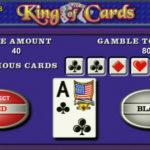 Карточный автомат King Оf Cards для любителей считать деньги