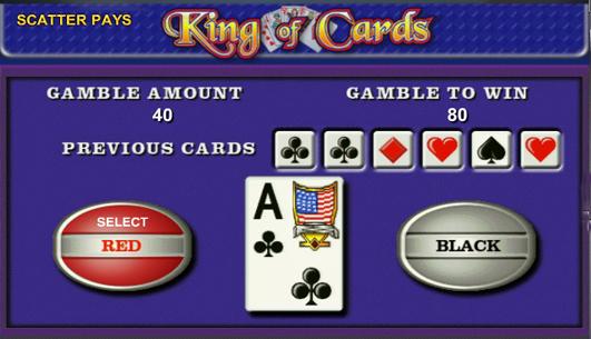 автомат King Оf Cards
