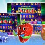 «Fruit Cocktail» – игровой автомат из прошлого клуба Вулкан