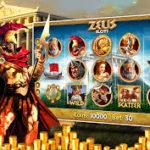 Испытай свою удачу с игровым автоматом «Zeus» от Frank Casino