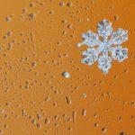 Шведские ученые открыли новую снежинку