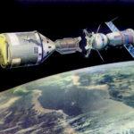 Критерий качества операции встречи космических кораблей на орбите