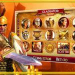 Игровой автомат Gladiator в клубе Вулкан 777