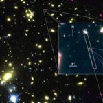 Астрономы обнаружили галактику, удаленную отСолнца на13,2млрд световых лет