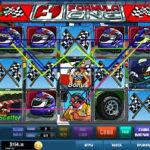 Премьера игрового автомата «Formula 1» от клуба Вулкан 777