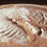 Астрономы нашли озеро наМарсе