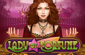 слот Lady of Fortune