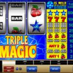 Почему автомат Triple Magic так популярен в клубах 777