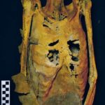 ВЕгипте найдены 3000-летние останки уважаемой жрицы