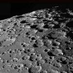 Количество падений астероидов наЗемлю вычислено полунным данным