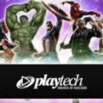 Игровые автоматы PlayTech в клубе Вулкан Победа