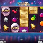 Игровой автомат Sevens Wild стал доступен пользователям Champion casino