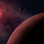 NASA показало фото заката наМарсе